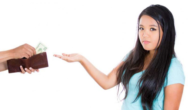teen allowance