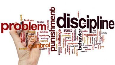 teen discipline